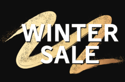 VOXI's winter sale banner